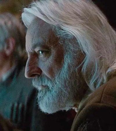 Coronavírus mata ator de 'Star Wars' e que treinou elenco de 'Senhor dos Anéis'