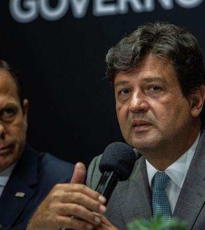 Primeiro paciente do Brasil com novo coronavírus está curado