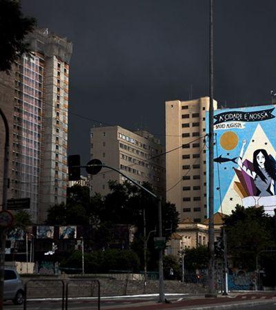 Coronavírus: fotógrafo registra o vazio do Centro de São Paulo durante a quarentena