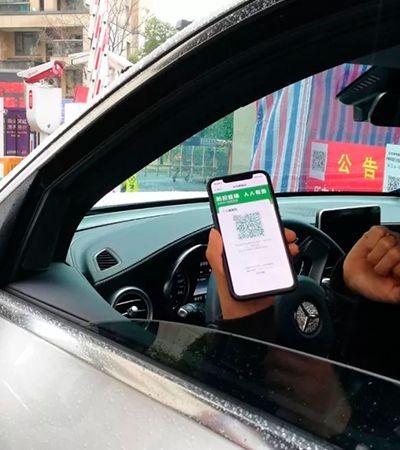 China usa Coronavírus para compartilhar dados de usuários com a polícia, diz jornal