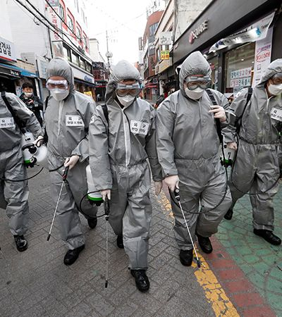 Como Singapura, Taiwan, Coréia do Sul e Hong Kong conseguiram controlar o coronavírus