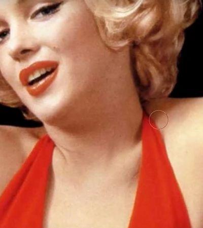 Canal mostra beleza de Marilyn Monroe tratada no photoshop de acordo com padrões atuais