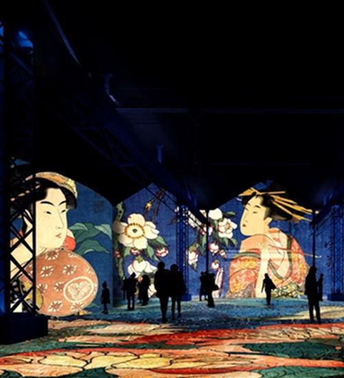 Japão em Sonhos: instalação imersiva nos teletransporta por imagens icônicas do país