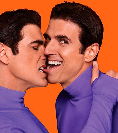 Gianecchini sobre sexualidade: 'Não assumi que sou gay. Sou tudo'