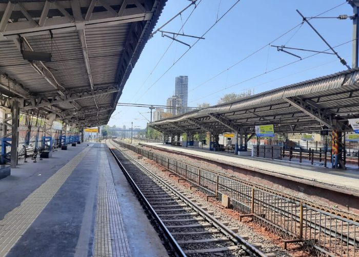 Worldpackers-Nahar Railway Station
