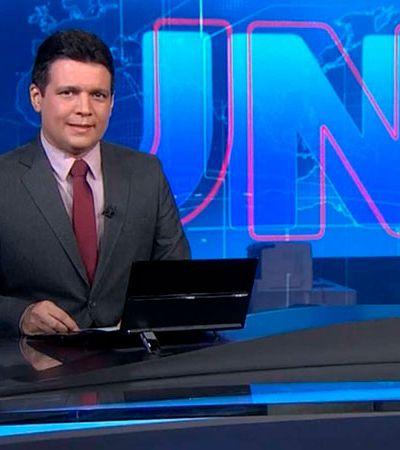 Covid-19: apresentador do 'Jornal Nacional' respira com ajuda de aparelhos em UTI