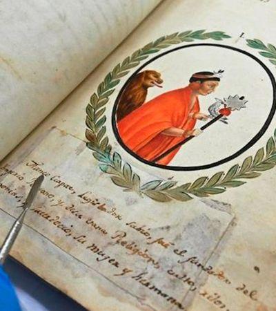 Documento da história perdida dos Incas é recuperado após 137 anos