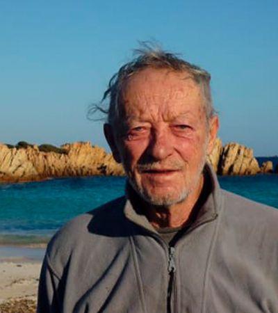 Italiano há 30 anos isolado em ilha dá aula sobre quarentena