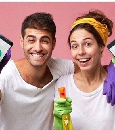 Faxina agendada por R$ 19,90? App traz debate sobre precarização do trabalho