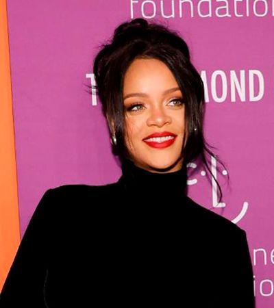 Rihanna doa US$ 5 milhões para combater Covid-19 nos EUA e no Haiti