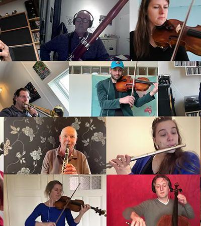 O dia em que a Filarmônica de Roterdã tocou a 9ª Sinfonia de Beethoven pela internet