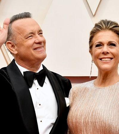 Tom Hanks, infectado com coronavírus, passa serenidade necessária: 'Um dia de cada vez, não?'