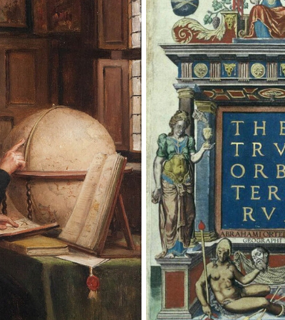 Abraham Ortelius: a história do inventor do primeiro Atlas Mundial