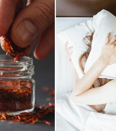 Pesquisa mostra que o açafrão pode ser um grande aliado do sono