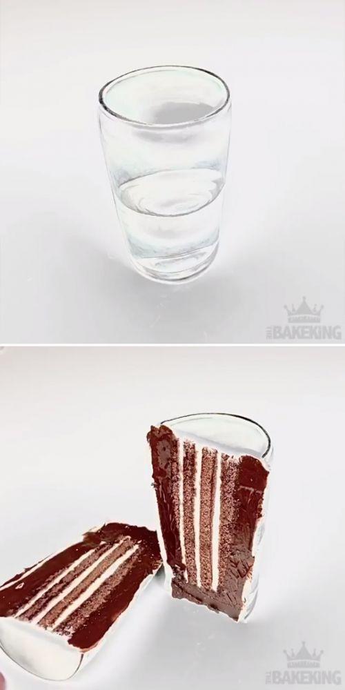 bolos ilusão de ótica 1