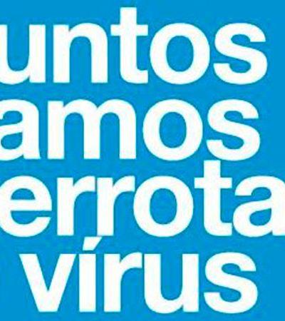 Jornais de todo país unificam capas: 'Juntos, vamos derrotar o coronavírus'