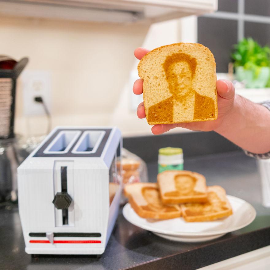 cyber toast