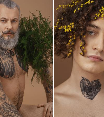 12 homens esmagam a masculinidade tóxica em ensaio sensível e arrebatador