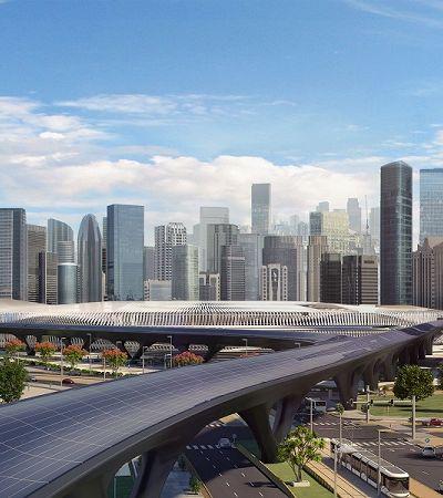 Trem ultrarrápido que faria Rio-SP em 25 minutos pode chegar ao Brasil em 2025