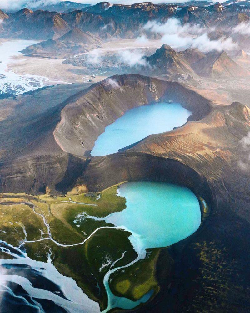 imagens aéreas islândia 3