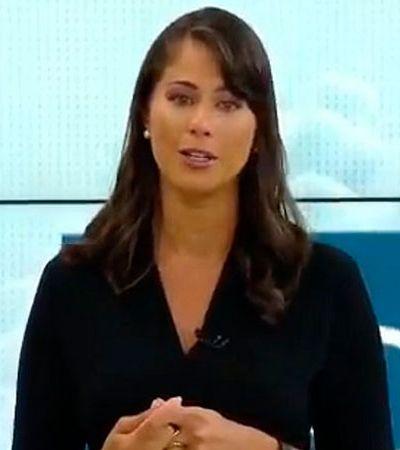 Jornalista da Globo chora ao pedir que idosos fiquem em casa por coronavírus