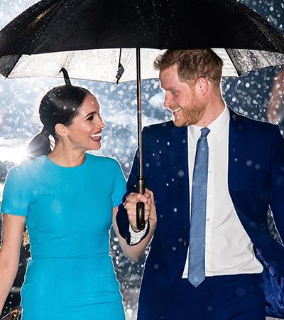 Foto de Harry e Meghan sorrindo é considerada a melhor da história da realeza