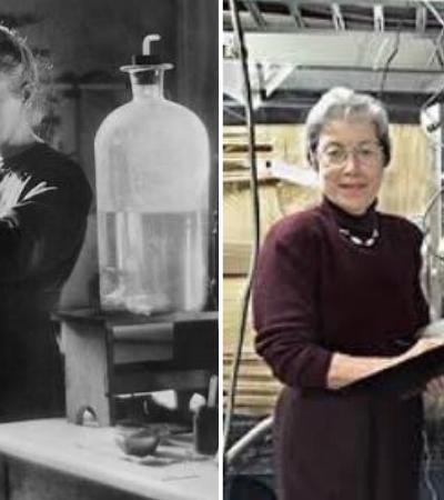 As mulheres 'invisíveis' que participaram da criação da tabela periódica