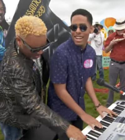 Pianista cego de 18 anos é tão talentoso que cientistas estão estudando seu cérebro