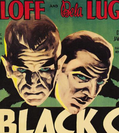 Os melhores pôsteres retrô de filmes de terror já feitos