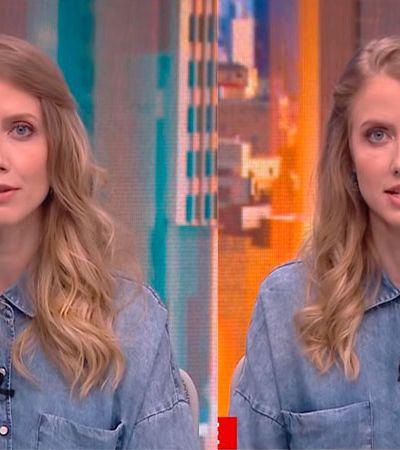 Comentarista da CNN se demite de programa por ser interrompida por homens e desabafa