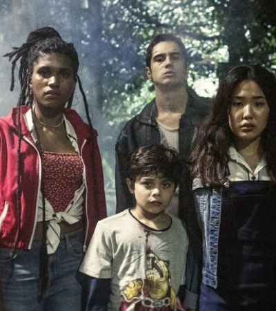 Série brasileira que se passa no bairro da Liberdade já está disponível na Netflix