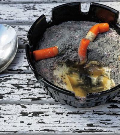 Chef ilusionista cria as sobremesas mais perturbadoras que você já viu
