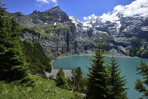 tobogã alpes suiços 1