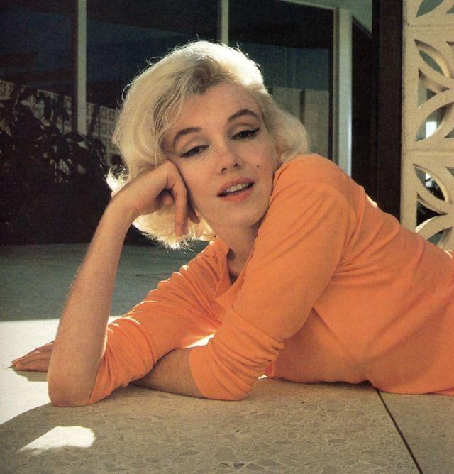 último ensaio Marilyn Monroe 1