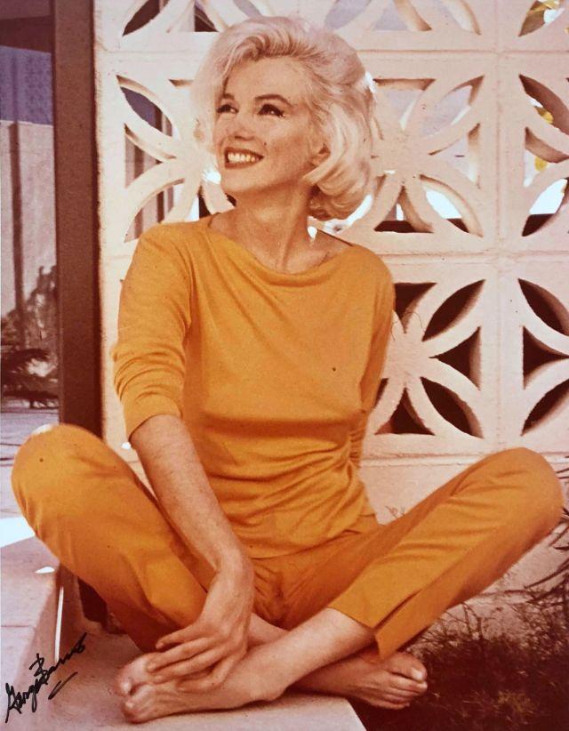 último ensaio Marilyn Monroe 2