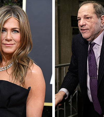 Harvey Weinstein queria Jennifer Aniston morta, diz site