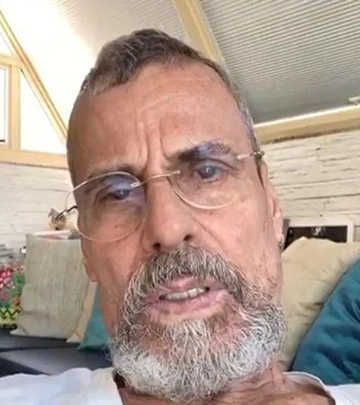Carlinhos de Jesus sobre coronavírus: 'Saímos para ir ao mercado e acho que contraímos ali'
