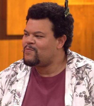 'BBB': Babu Santana revela depressão e que pensou em desistir da carreira de ator