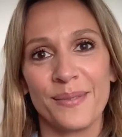 Luisa Mell estrela campanha que relaciona consumo de carne com pandemia