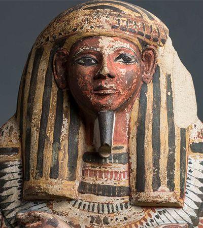 CCBB disponibiliza na internet acervo da exposição 'Egito Antigo'