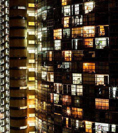Coronavírus: como é viver em quarentena no maior complexo de apartamentos do Brasil