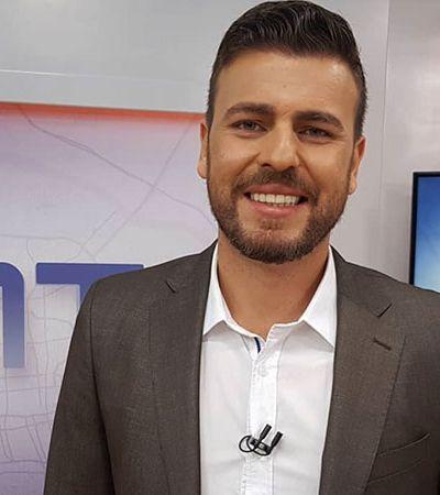 Afiliada da Globo demite apresentador que mostrou homem nu em jornal, diz site