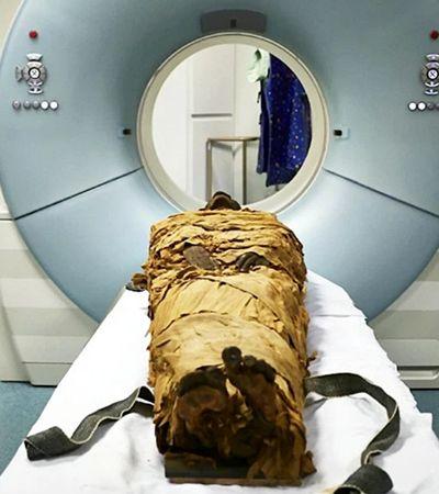 Múmia egípcia de 3 mil anos tem voz recriada por cientistas e você pode ouvi-la