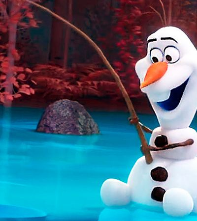 'Frozen': Disney libera animações em curta-metragem feitas em casa