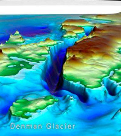 Antártida: geleira está se tornando o cânion mais profundo do mundo e isso é péssimo