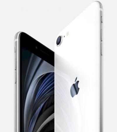 Apple lança novo iPhone e revive botão físico para desbloqueio