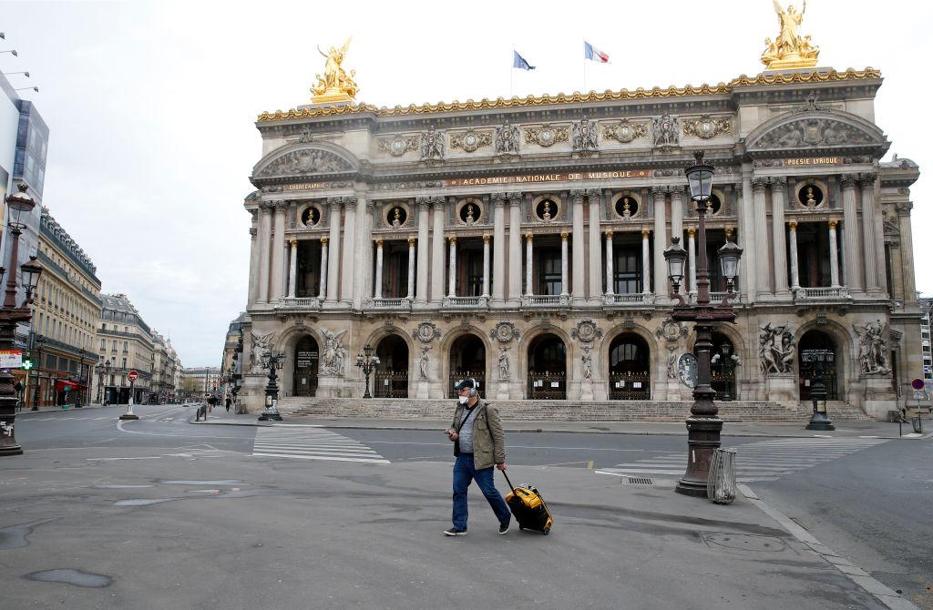 Ópera Garnier Paris