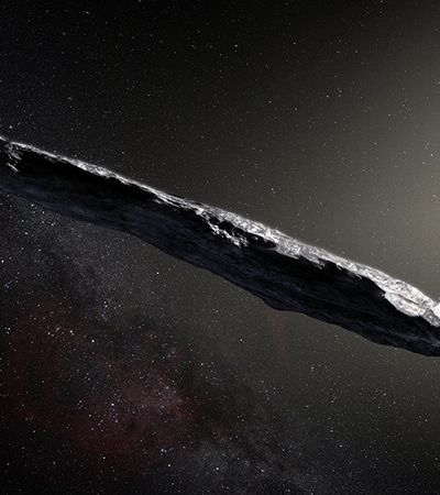 Cientistas confirmam que 'Oumuamua' não foi enviado por alienígenas; entenda