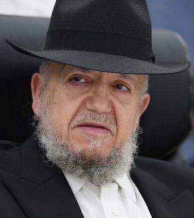 Israel: rabino que definiu Covid-19 como 'castigo divino a gays' está com coronavírus
