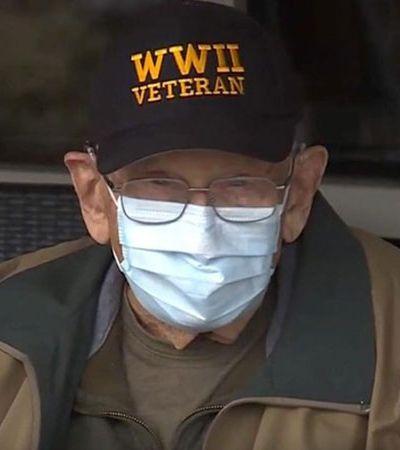 Sobrevivente da 2ª Guerra e Gripe Espanhola se cura do coronavírus ao 104 anos